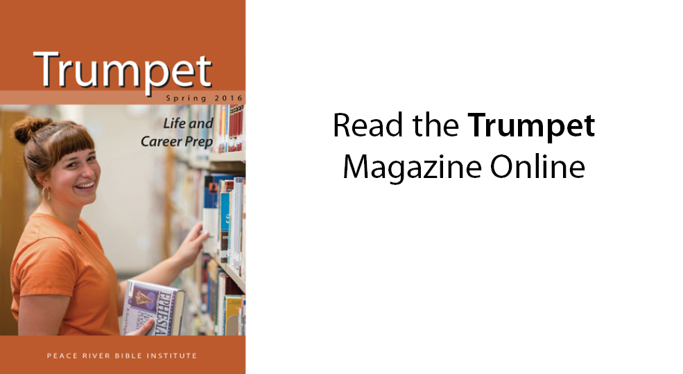 Trumpet Read May 2016