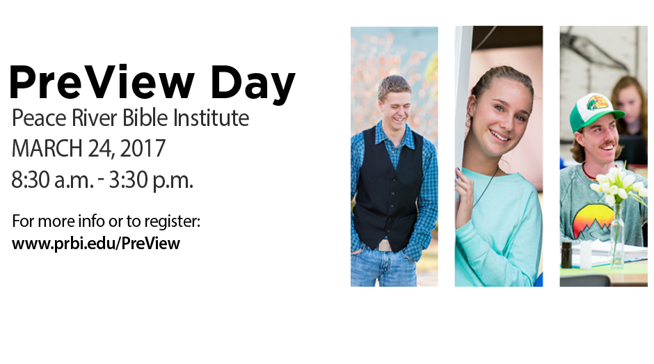 Preview Day March 2017