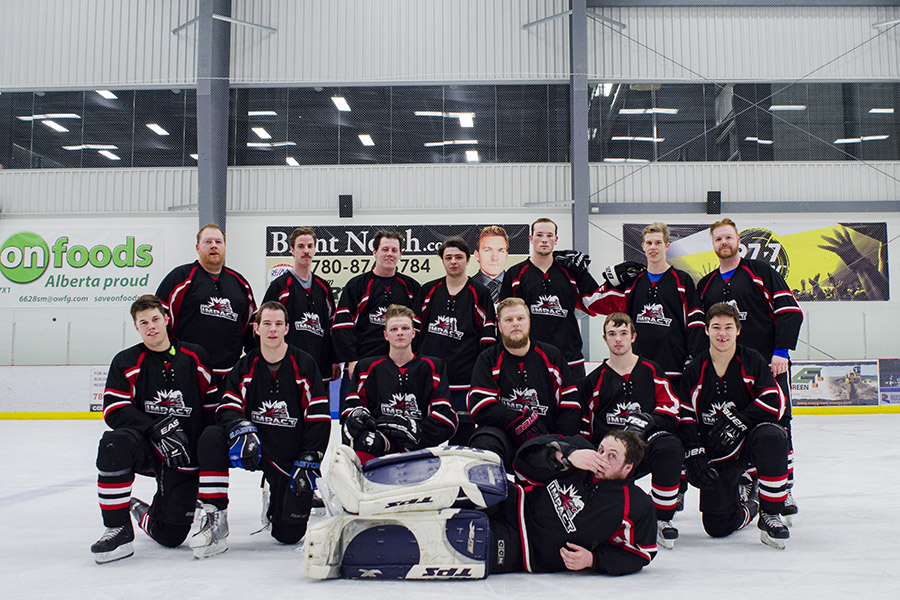 Hockey Team Photo 2016-2017